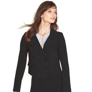 New White House Black Market cropped blazer